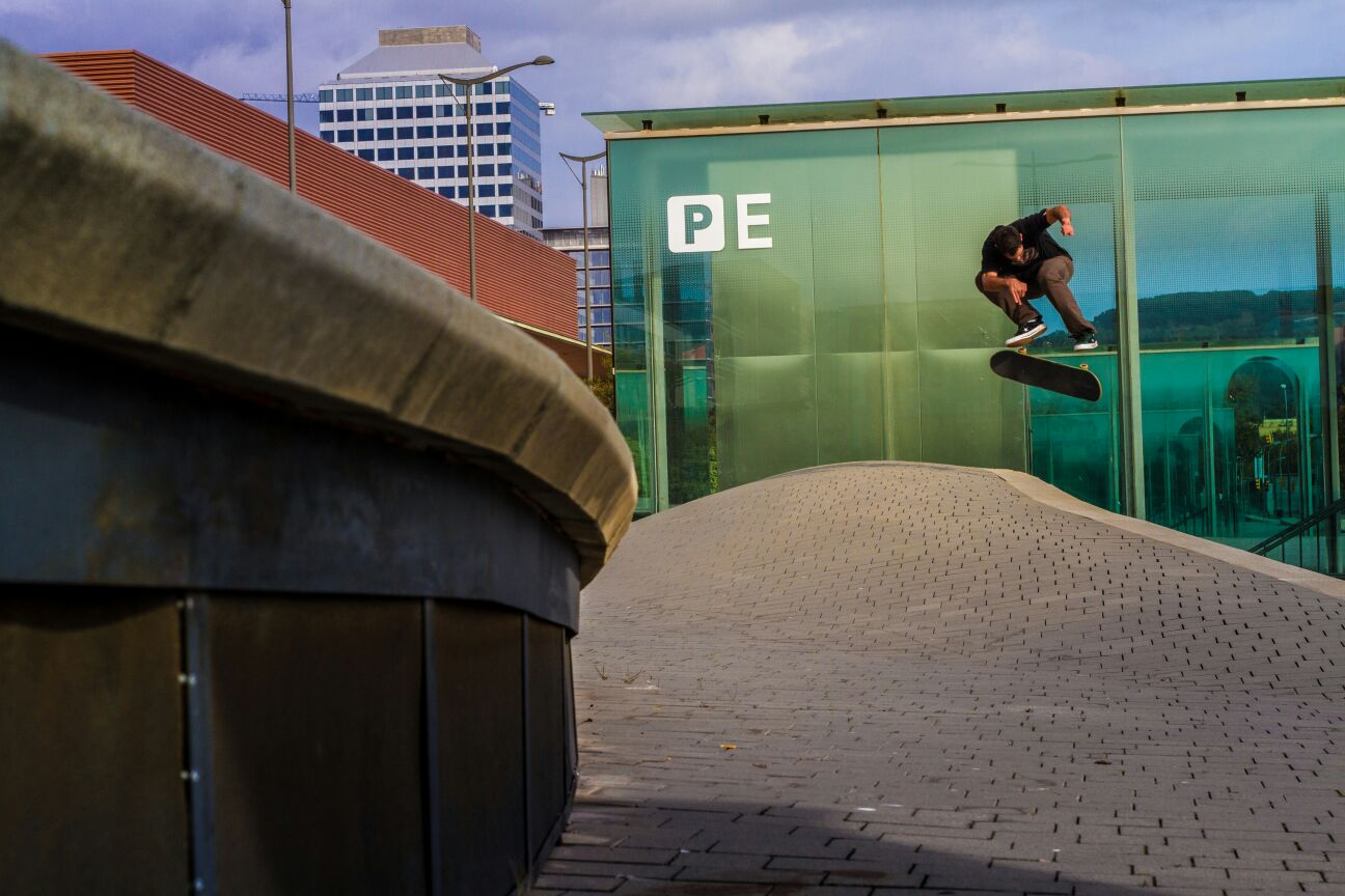 David Fernandez - Imagine Skateboards Team