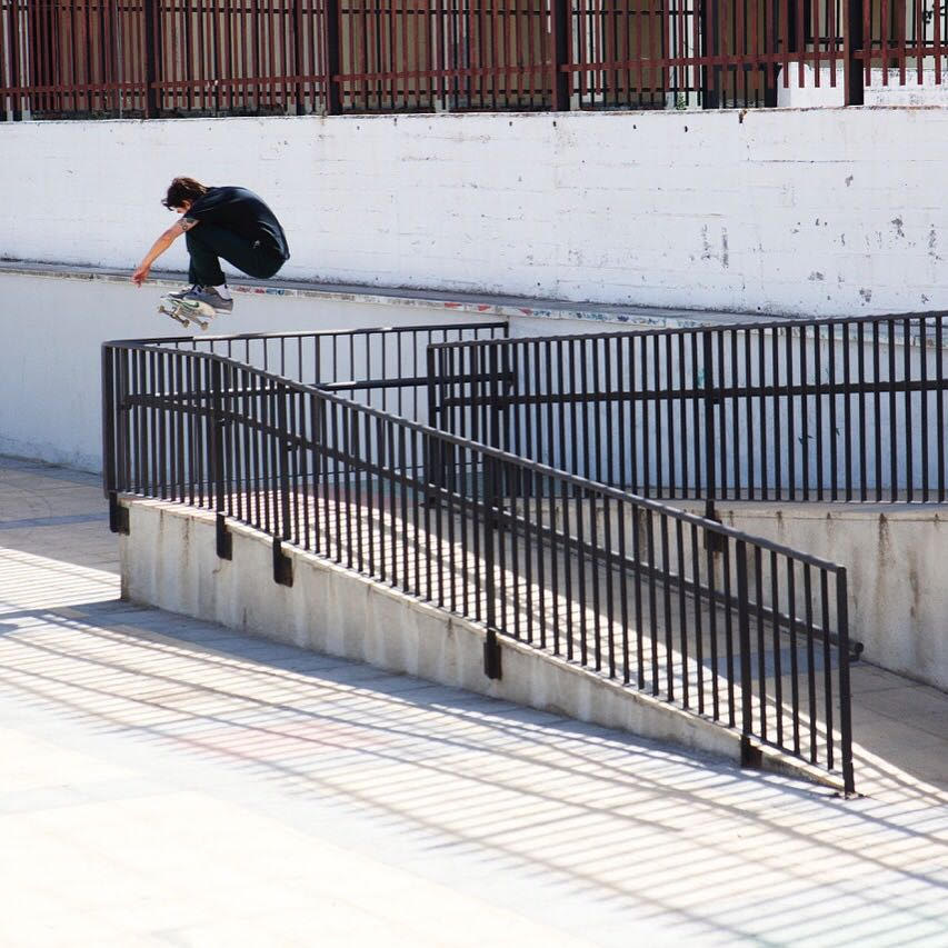 Javier Suarez - Imagine Skateboards Team rider