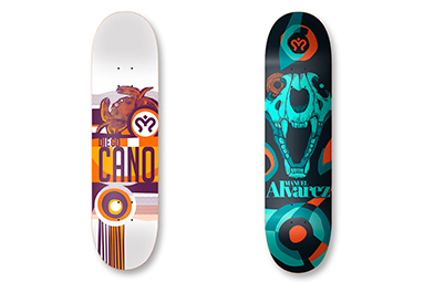Boards - Imagine Skateboards