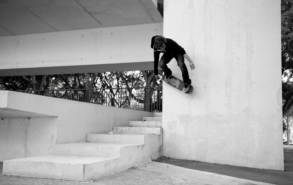 "Ignacio Morata ""Nachete"" - Imagine Skateboards Team Rider"