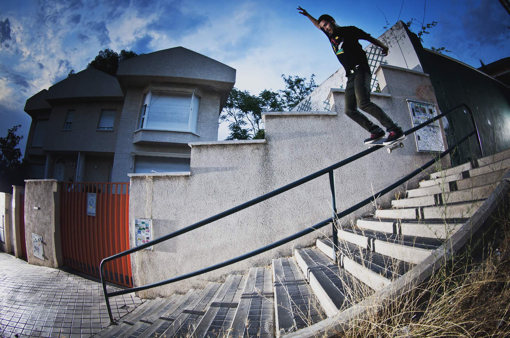 Diego Cano - Imagine Skateboards Team Rider