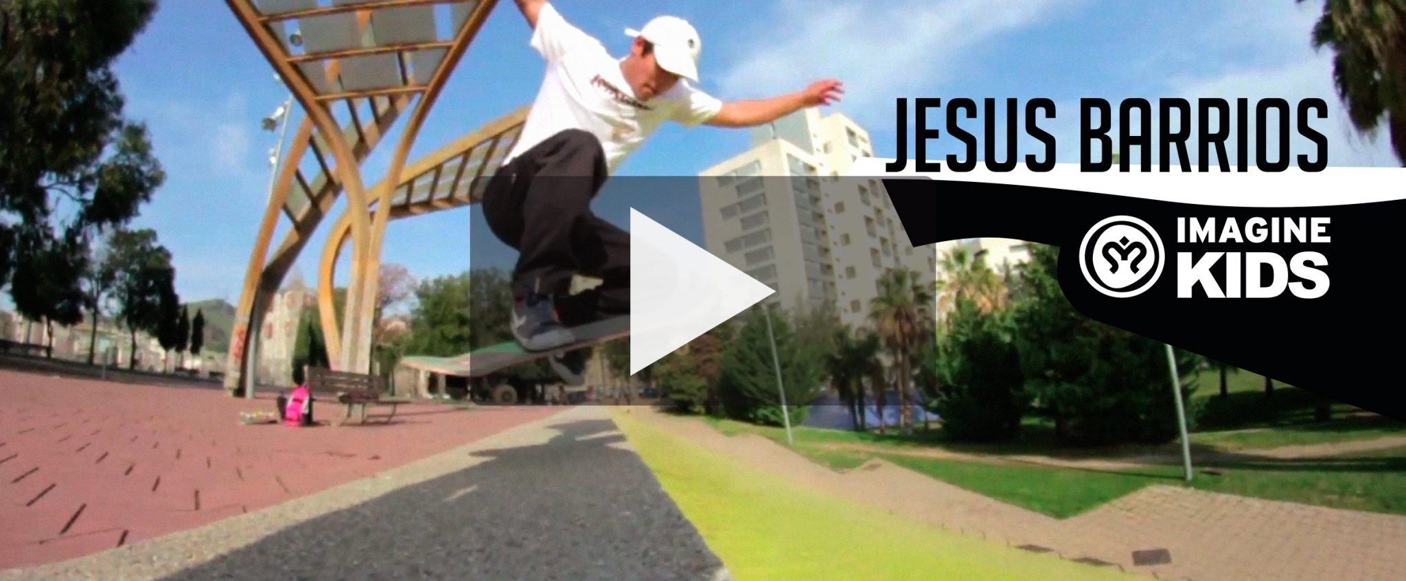 Jesus Barrios - Welcome Video